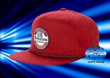 New Brixton Soto Chord Mens Snapback Hat Cap