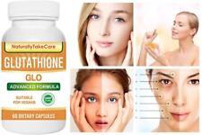 glutathione skin whitening pill antioxidant ageless organic lightener face-lift