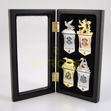 Harry Potter Hogwarts House Bookmarks Licensed by The Noble Collection NEW