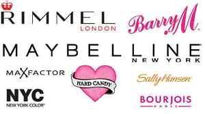 5 Mixed Branded Make Up Cosmetics Wholesale Bundle Clearance Joblot &Bonus offer
