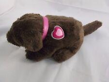 "Mattel Barbie Puppy Dog Plush 9"" Long Sounds 2008"
