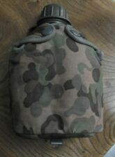 More details for austrian army camouflage water bottle and cover
