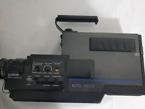 Sears Roebuck VHS LXI Series Camera Recorder