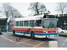 BUS PHOTO: RED & WHITE LEYLAND NATIONAL 652 NOE573R