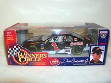 Dale Earnhardt Jr 1/24 Winner's Circle Diecast 1998 #1 Coca Cola Mone Carlo NIB