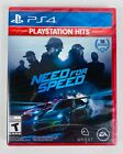 Need for Speed PlayStation Hits PS4 Brand New Free Shipping