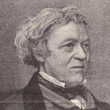 Portrait XIXe Jean-Baptiste Camille Corot Peintre Peinture École de Barbizon