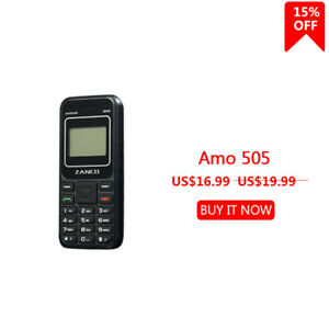 Zanco-505 Big Bottom Phone Easy To Use Phone Bluetooth 3.0 FM Radio Zanco Phone