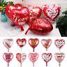 5pcs 18'' Heart-shaped I Love You Aluminum Foil Balloon Valentine's Day Romantic