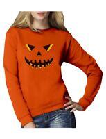 Pumpkin Spice Power Couple Funny Halloween Women Sweatshirt