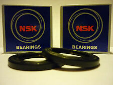 KAWASAKI ZRX1200 R 01 - 06 OEM SPEC NSK COMPLETE FRONT WHEEL BEARING & SEAL KIT