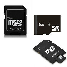 neutral 8GB 8G Micro SD Micro SDHC TF Memory Card Class 6 with SD Adapter