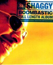 CAS - Shaggy - Boombastic (RAGGA HOUSE) MINT, FACTORY SEALED - NUEVO, PRECINTADO