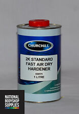 2K FAST HARDENER ACTIVATOR 1L FOR PRIMERS / 2K PAINT / CLEARCOAT LACQUER