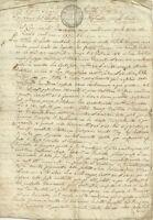 Regno Lombardo Veneto Trecenta Provincia del Polesine Distretto di Badia 1821