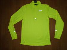 BNWT Nike 'Element' Stay Warm Dri-Fit men's running shirt, medium, UK FREEPOST!
