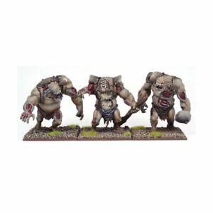 Kings of War: Undead - Zombie Troll Regiment