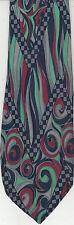 Missoni-100% Silk Authentic Tie-Made In Italy-M2-Men's Tie