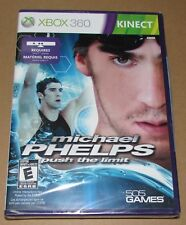 Michael Phelps: Push the Limit (Microsoft Xbox 360) Brand New / Fast Shipping