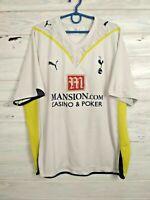 Tottenham Hotspur Jersey 2009 2010 Home L Shirt Mens Football Soccer Puma