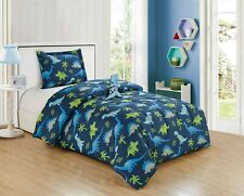 All American Collection New Children's Comforter Set with Furry Toy