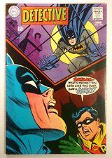 "Detective Comics #376 (DC 1968) VF- ""Batman -- Hunted or Haunted?"""