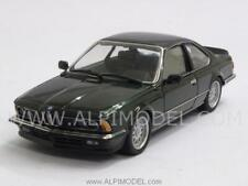 BMW 635 CSi E24 Green Metallic 1984 1:43 MINICHAMPS 430025125