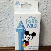 Disney Park Pals Mystery Box Collection Sealed 2 Pin Splash Mountain Mickey Pooh