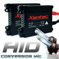55 Watt Xenon HID Conversion Kit Waterproof 2 Year Warranty Headlight Fog Lights