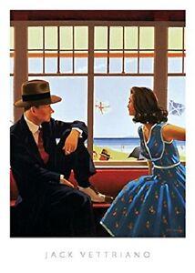 Jack Vettriano - Edith and the Kingpin - premium open edition print (40x50)