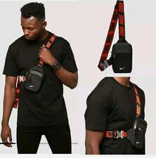 Nike Essentials Mens Hip Pack BA5904 010 Travel Run Fanny Waist Carry Black Bag