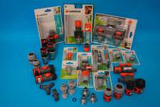 GARDENA® Verbinder Verteiler Kupplung Adapter Wasserstop etc. - zur Auswahl