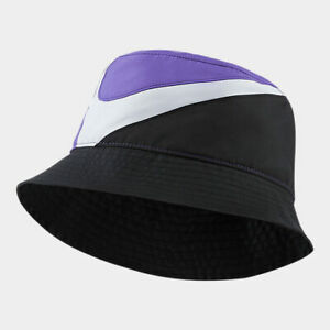 NEW Nike Sportswear Swoosh Color Block Bucket Hat Size L/XL Brand New with Tag