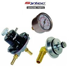 SYTEC FUEL PRESSURE REGULATOR KIT + FUEL GAUGE FIAT COUPE 20v TURBO / 16V