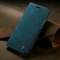 Luxury Flip Wallet Leather Stand Case Magnetic Cover For Huawei P20 P30 Lite Pro