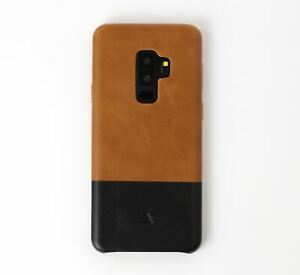 Andar - Samsung Galaxy S8/S8+/S9/S9+ Wallet Case, Real Leather - The Marshal