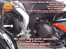 MOTOR MOUNT LOCK NUT SPANNER TOOL @ 22mm HONDA CBR1100XX CBR900RR RVF750R VFR750