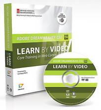 NEW Learn Adobe Dreamweaver CS5 by Video: Core Training in Web Communication