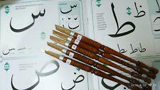 More details for arabic calligraphy reed pen qalam kalam bamboo urdu farsi (bamboo 6-10mm)