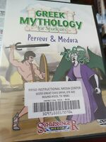 DVD: Greek Mythology for Students - Perseus & Medusa