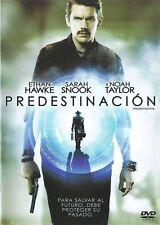 PREDESTINACION DVD