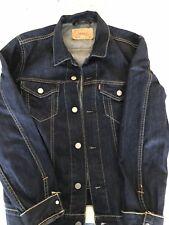 ladies levis denim jacket Size Small Fits 8/10