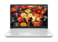 """NEW HP Laptop 15.6"""" HD Intel Core i3 128GB SSD 4GB SDRAM Intel Silver"""