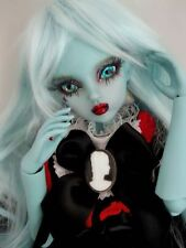 BLUEBERRY gothic Fairy OOAK Narah Slim Mini msd dollfie bjd ball joint doll ELF
