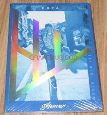 HOYA Infinite Shower 1st Mini Album CD + 2 PHOTO CARD + 2 FOLDED POSTER NEW