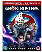 Ghostbusters [Blu-ray] [2016] [Region Free] [DVD][Region 2]