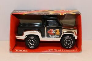 Tiny Tonka #645 Off-Road 4x4 Pickup from 1982 ~ New in Box ~ Made in Mexico