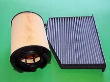 Aktivkohle Pollenfilter + Luftfilter VW Tiguan 1.4 TSI (90kW/122PS)