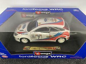 1:24 Bburago Ford Focus 1999 WRC