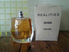 Realities By Liz Claiborne Eau de Parfum For Women 3.4oz/100ml Spray Tester